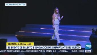 Guadalajara Sede Encuentro Talento Innovación Más Grande Mundo