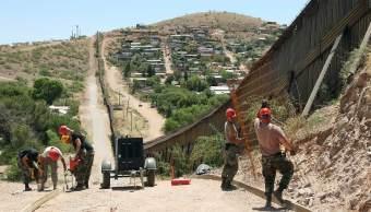 Guardia Nacional en la frontera estadounidense dará apoyo a Seguridad Interior