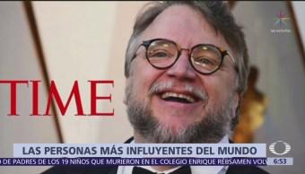 Guillermo del Toro, entre las cien personas más influyentes según TIME
