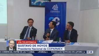 Gustavo de Hoyos: Candidatos deben asumir compromisos claros a futuro