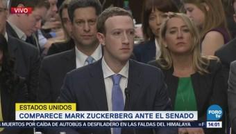 Hemos Cometido Errores Reconoce Mark Zuckerberg