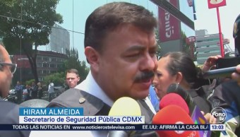 Hiram Almeida lidera grupo que frustró asalto en Circuito Interior