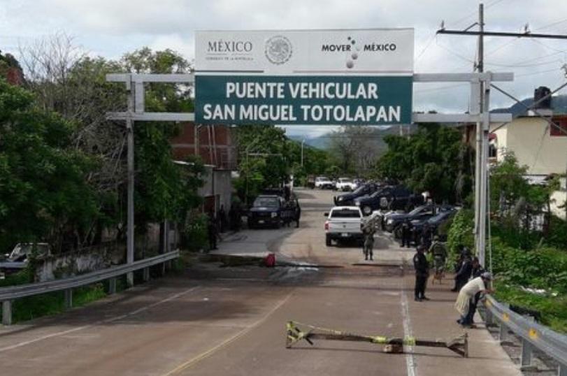 Permanecen en albergue habitantes de municipio de Guerrero por temor grupo delictivo
