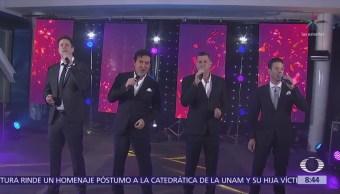 Il Divo canta en Al Aire