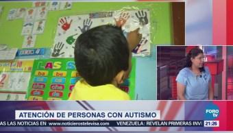 Importancia de atención temprana a personas con autismo