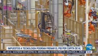 Impuestos a tecnología podrían frenar el PIB per cápita de América Latina