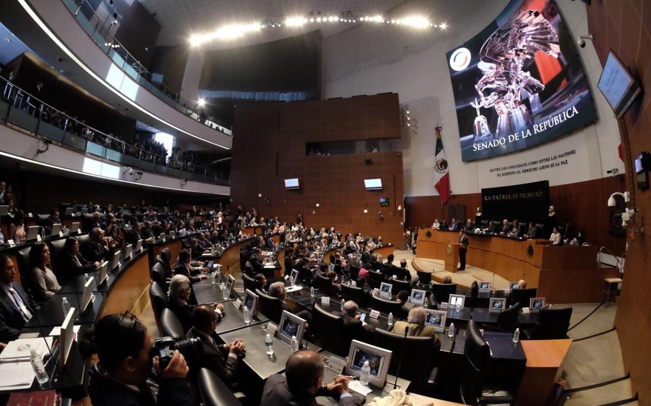 Senado rinde homenaje a IMSS por 75 años