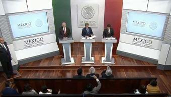 Presentan iniciativa de reforma a Ley de Ciencia y Tecnología. (Noticieros Televisa)