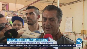 Jaime Rodríguez Asegura Estar Listo Debatir