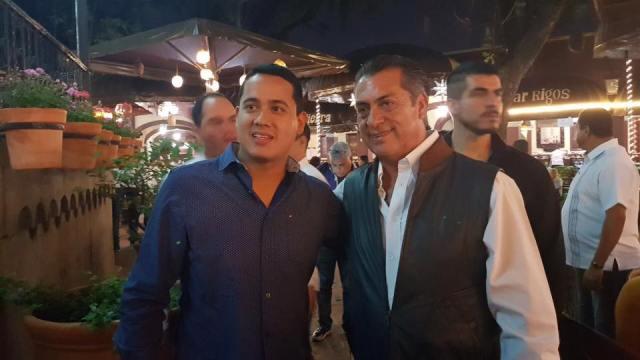 Jaime Rodríguez lamenta excluyeran de firmar compromisos por niñez