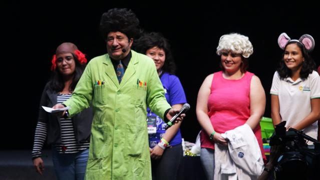 Conferencia de Beakman en Jalisco Talent Land 2018