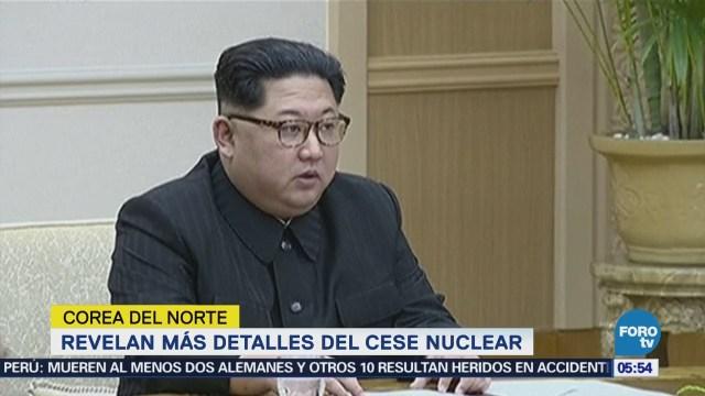 Japón China Celebran Cancelación Ejercicios nucleares Corea del Norte