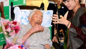 Muere la última superviviente del siglo XIX, a los 107 años
