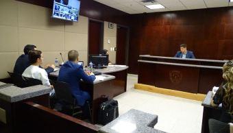 Dan prisión preventiva al exsecretario particular de César Duarte