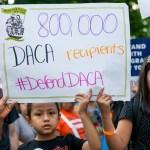 Juez ordena Trump reactivar DACA y aceptar nuevos dreamers