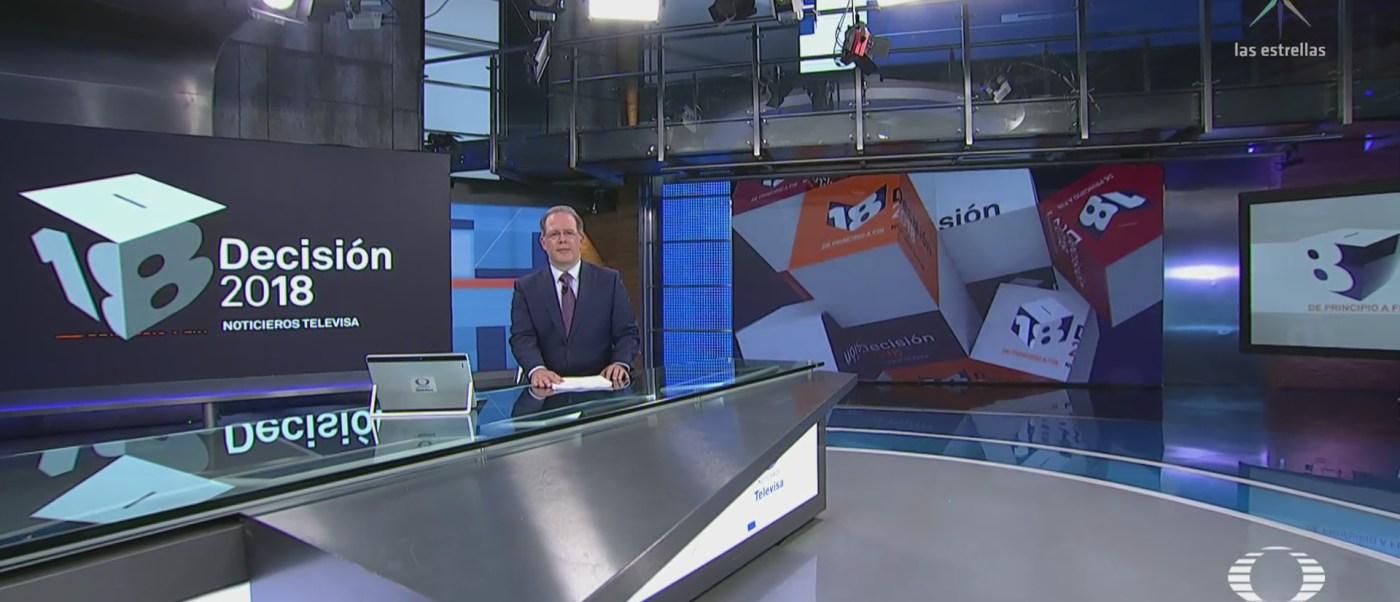 Las Noticias, con Karla Iberia Programa del 19 de abril de 2018