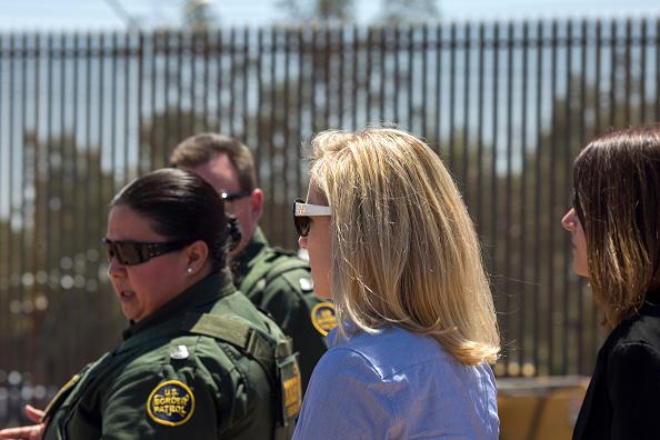 Kirstjen Nielsen: Reforzamiento de muro en EU-México, petición de Patrulla Fronteriza