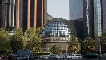 Bolsa Mexicana de Valores cierra con mínima alza