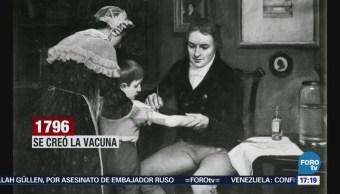 Importancia Vacunas Desarrollo Permitido Erradicación Enfermedades