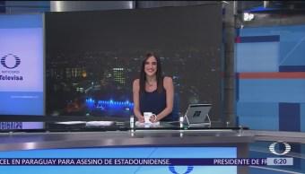 Las noticias, con Danielle Dithurbide: Programa del 11 de abril del 2018