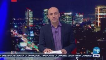 Las Noticias con Julio Patán Programa del 17 de abril de 2018