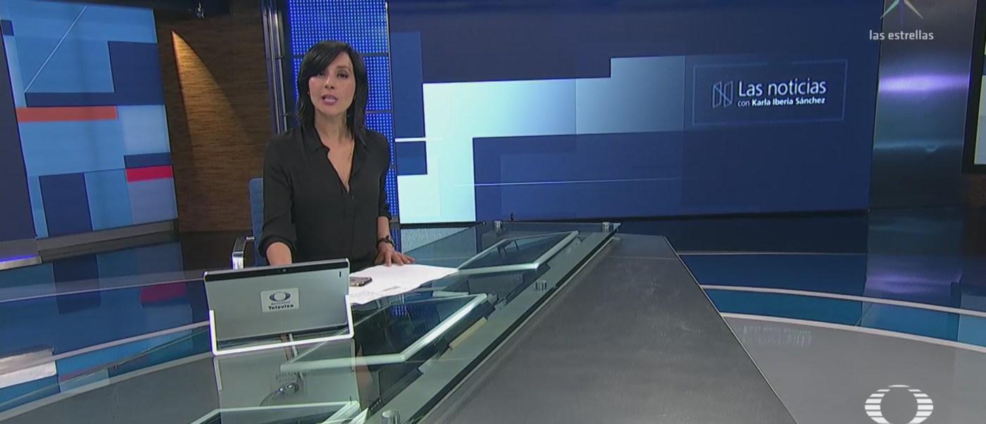 Las Noticias, con Karla Iberia: Programa del 13 de abril de 2018