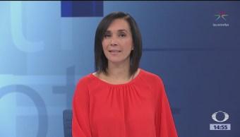 Las Noticias, con Karla Iberia Programa del 18 de abril de 2018
