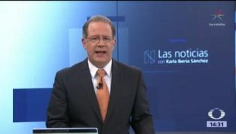 Las Noticias, con Karla Iberia: Programa del 24 de abril de 2018