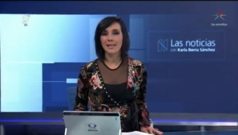 Las Noticias, con Karla Iberia: Programa del 9 de abril de 2017