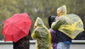 Protección civil alerta por lluvia y granizo en delegaciones