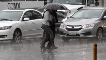 Prevén lluvias y altas temperaturas en gran parte de México