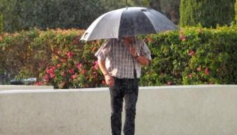 Frente frío 48 y zona de inestabilidad provocarán lluvias