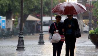 Lluvias y altas temperaturas predominarán en la mayor parte de México