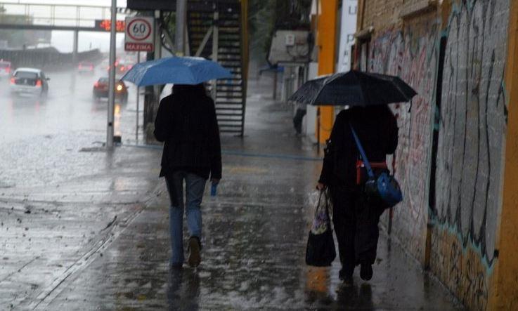 Frente frío 47 provocará lluvias con granizo y fuertes vientos en el sureste de México