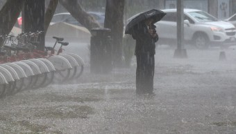 Frente frío 43 provocará lluvias con caída de granizo en 26 entidades de México