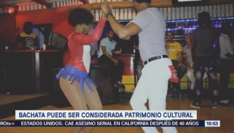 #LoEspectaculardeME: Bachata puede ser considerada Patrimonio Cultural