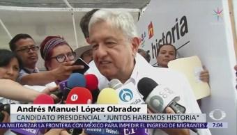 López Obrador anticipa manifestaciones si Trump militariza la frontera con México