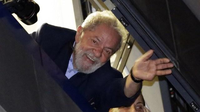 Lula no se entrega justicia plazo previsto