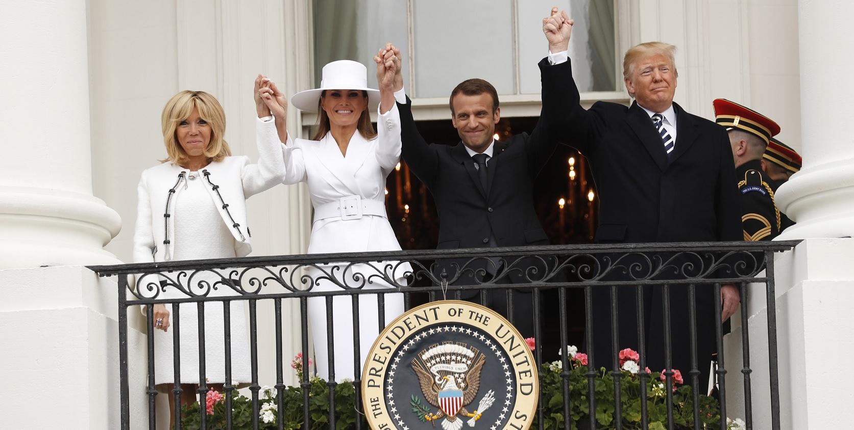Raúl Sohr comentó sobre el encuentro de Trump-Macron en EE. UU