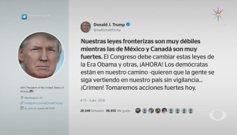 EU oficializa envío de Guardia Nacional a frontera con México