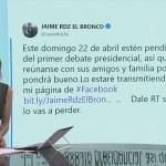 Margarita El Bronco Listos Primer Debate Presidencial