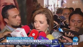 Margarita Zavala Mujeres Empresarios San Luis Potosí