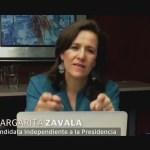 Margarita Zavala se solidariza con familiares de cineastas asesinados