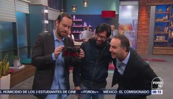 Matutino Express del 25 de abril con Esteban Arce (Parte 1)