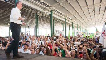 Meade se compromete a convertir a Chiapas en corazón del turismo nacional