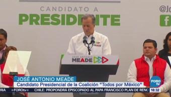 Meade tiene actividades en el Estado de México