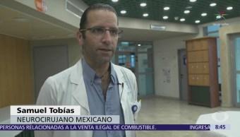 Medico mexicano atiende en Israel a las víctimas de atentados en Siria