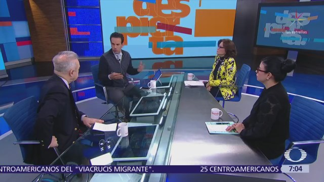 México ante el mundo, análisis de asesores de candidatos presidenciales en Despierta