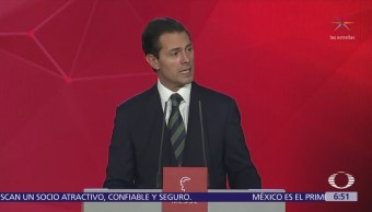 México anuncia conclusión exitosa de negociaciones de tratado comercial con Unión Europea