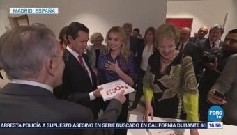 México y España se comprometen a defender el lenguaje